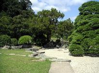 旧表御殿庭園